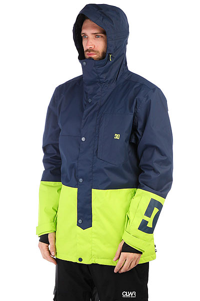 Куртка DC Defy Jkt Insignia Blue