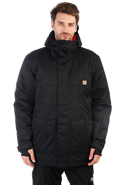 Купить Куртка утепленная DC Harbor Jkt Black 1183595