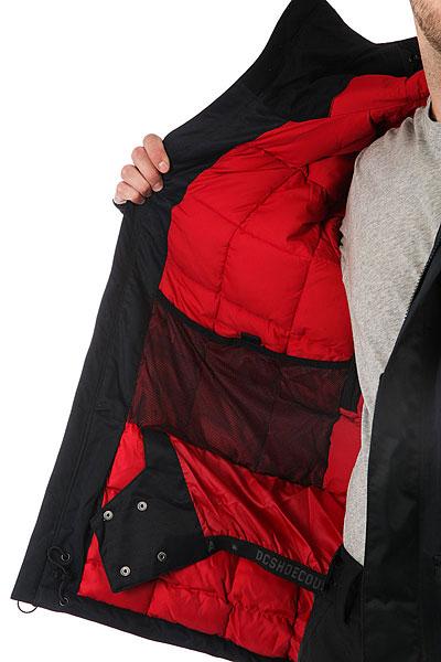 Куртка DC Harbor Jkt Black