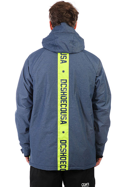 Куртка DC Ripley Jkt Insignia Blue