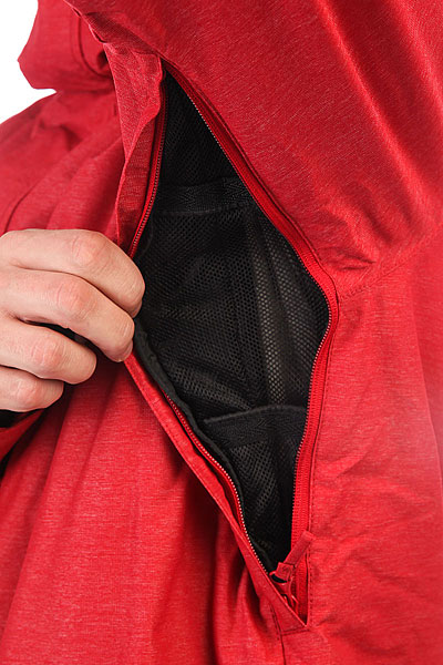 Куртка утепленная DC Ripley Jkt Chili Pepper