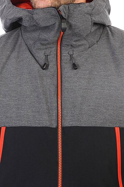 Куртка утепленная Quiksilver Sierra Black
