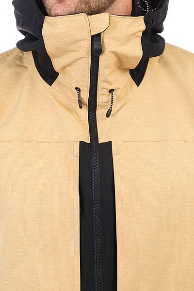 Куртка утепленная Quiksilver Tr Ambition Black