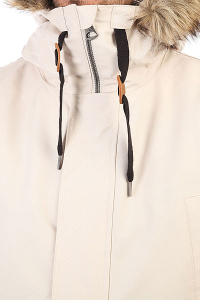 Куртка парка Quiksilver Ferris Parka Oatmeal