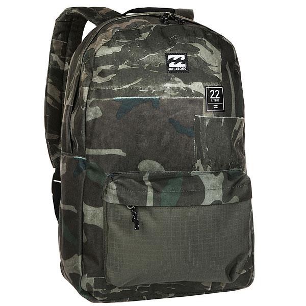 Купить Рюкзак Billabong All Day Pack Camo 1183701