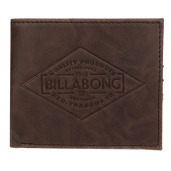Кошелек Billabong Bronson Chocolate 1183682  - купить со скидкой