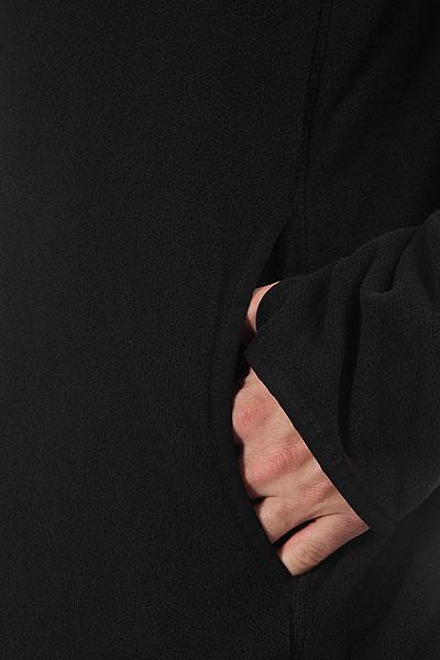 Толстовка сноубордическая Quiksilver Aker Hz Fleece Black