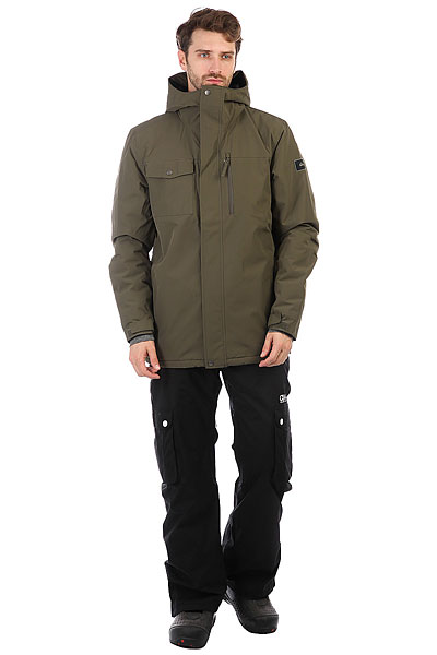 Куртка Quiksilver Mission Sol Grape Leaf
