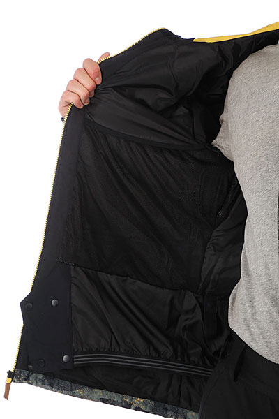 Куртка утепленная Quiksilver Mission Bloc Anicamo