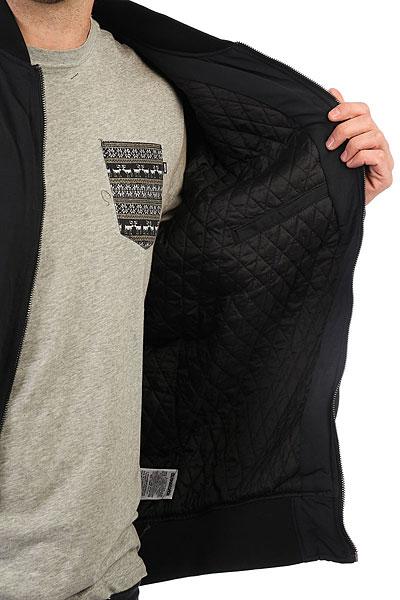 Куртка Quiksilver Trestlesarmybom Black
