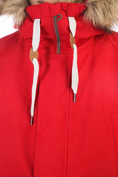 Куртка парка Quiksilver Ferris Parka Chili Pepper