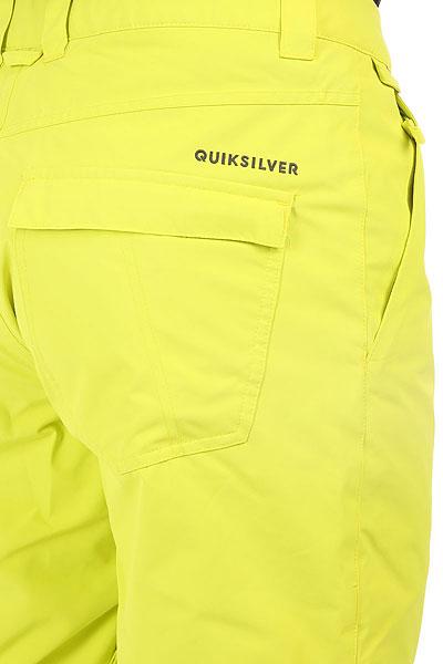 Штаны сноубордические Quiksilver Estate Sulphur Spring