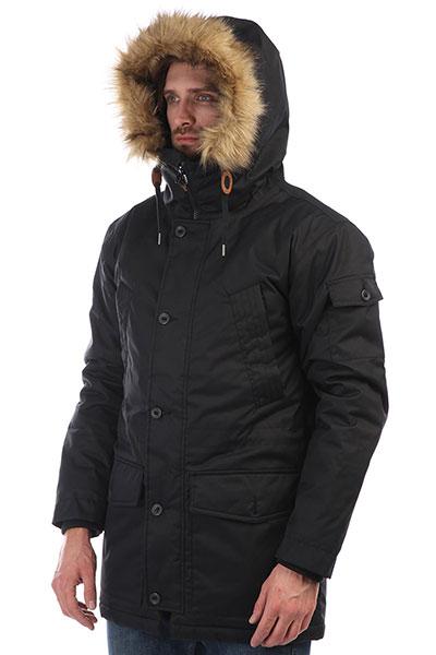 Куртка парка Quiksilver Ferris Parka Black