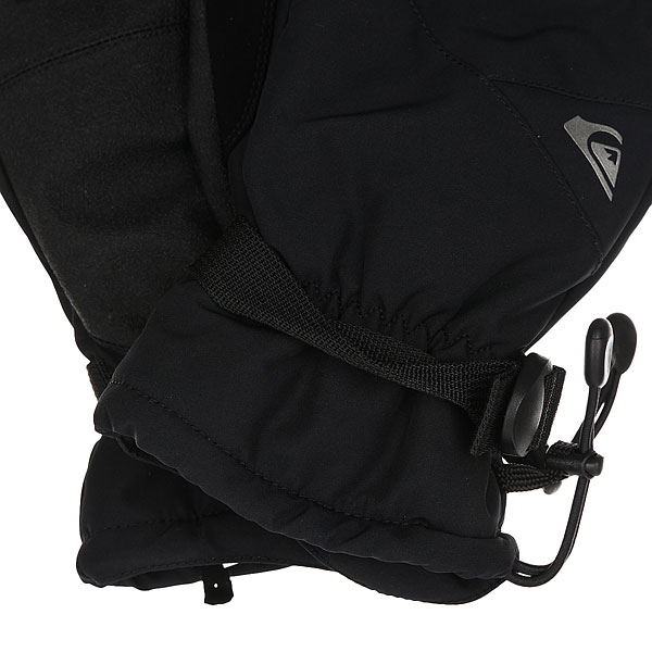 Перчатки Quiksilver Mission Glove Black