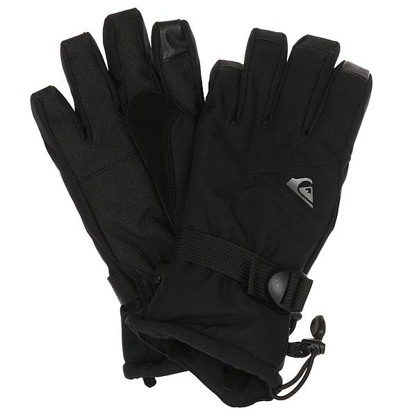 Перчатки детские Quiksilver Mission You Black