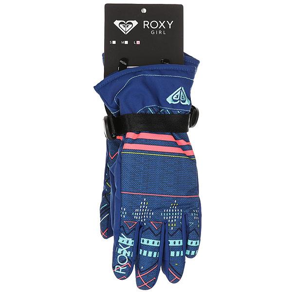 Перчатки детские Roxy Jett Sodalite Blue Asta