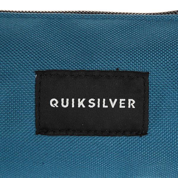 Пенал Quiksilver Pencilo Moroccan Blue