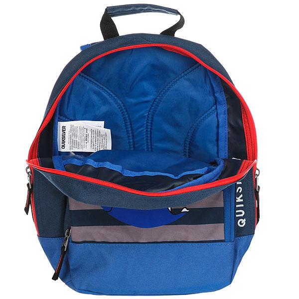 Рюкзак школьный детский Quiksilver Mrstrongchompbo Dark Denim