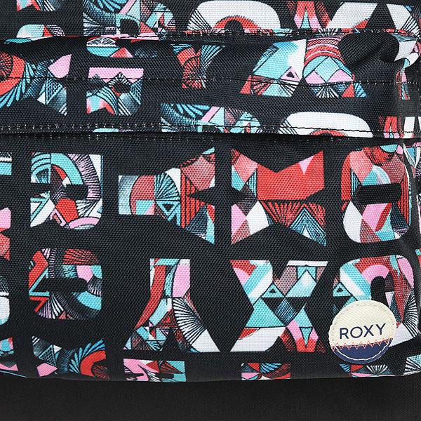 Рюкзак городской женский Roxy Sugar Baby Anthracite Urban