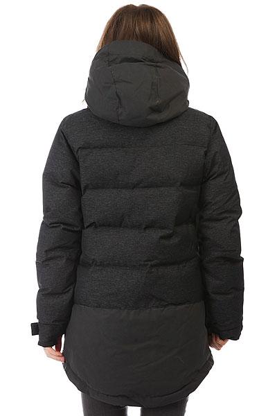 Куртка утепленная женская DC Liberty Black