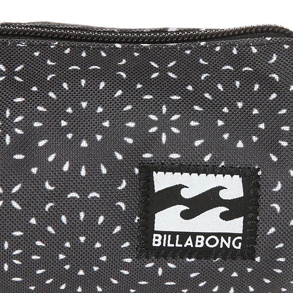 Пенал Billabong Barrel Pencil Case Black