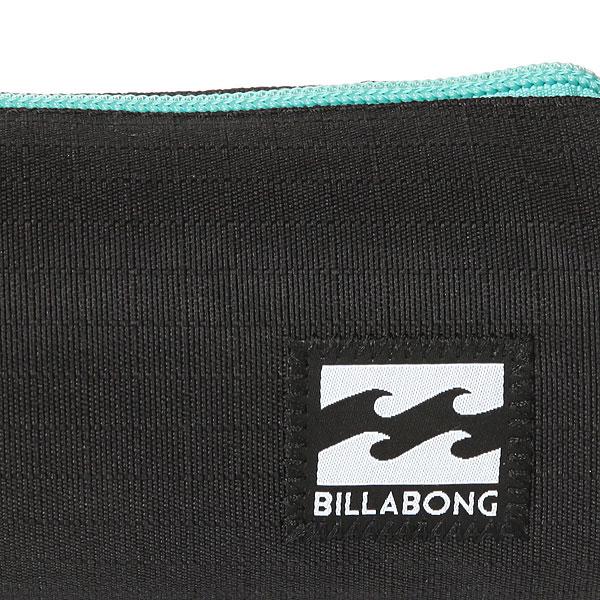 Пенал Billabong Barrel Pencil Case Black/Grey