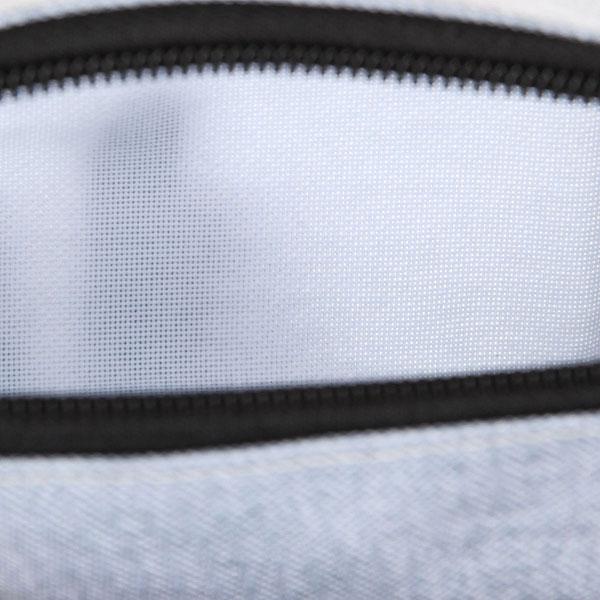 Пенал Billabong Barrel Pencil Case Grey Heather