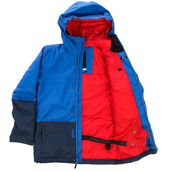 Куртка детская DC Defy Youth Jkt Nautical Blue