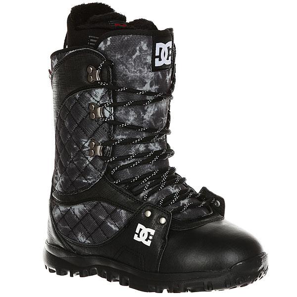 Ботинки для сноуборда женские DC Karma Black