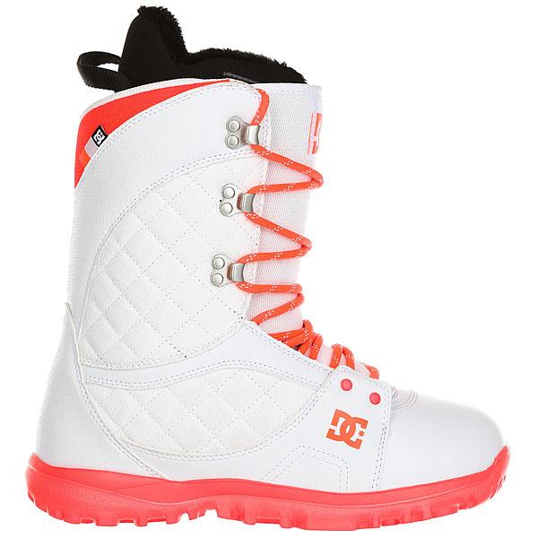 Ботинки для сноуборда женский DC Karma White