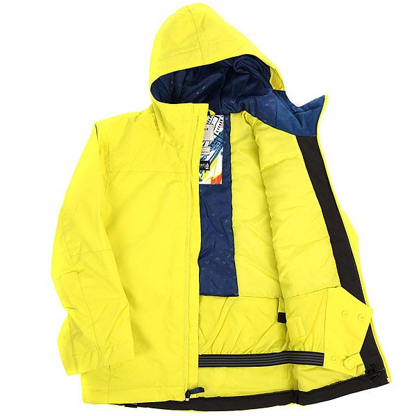 Куртка утепленная детская Quiksilver Miss Sol You Sulphur Spring