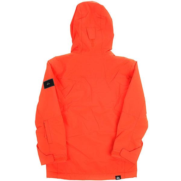 Куртка утепленная Quiksilver Miss Sol You Mandarin Red