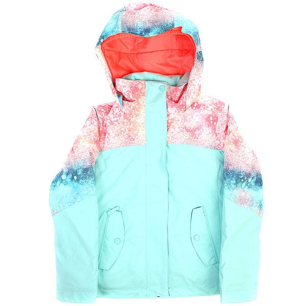 Куртка детская Roxy Jetty Blo Neon Grapefruit