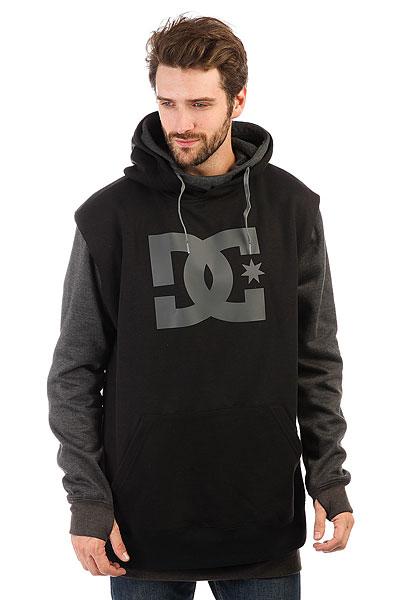 Купить Толстовка сноубордическая DC Dryden Dark Shadow Heather 1185386