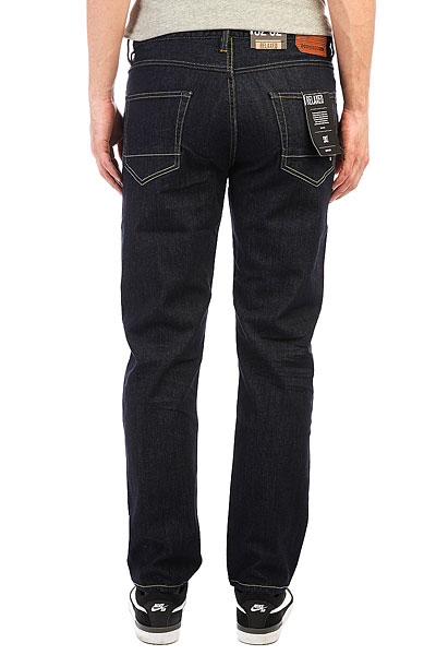 Джинсы широкие DC Worker Relaxed Indigo Rinse