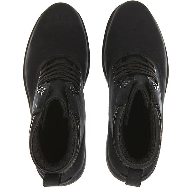 Ботинки высокие Sorel Portzman Lace Black