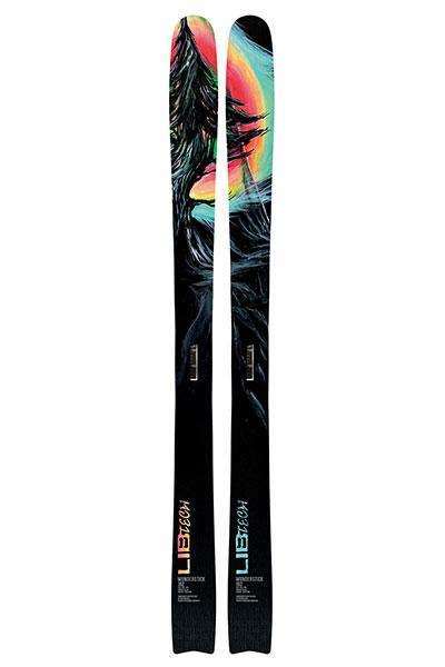 Горные лыжи Lib Tech WUNDERSTIK Black