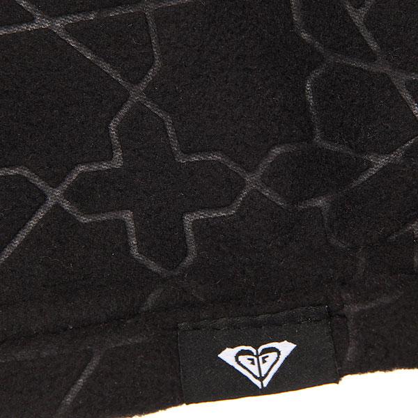 Балаклава женская Roxy Cascade Collar True Black Gana Embo