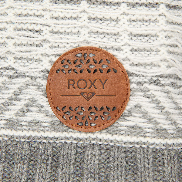 Шарф труба женский Roxy Molly Collar Heritage Heather