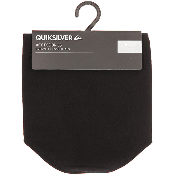 Шарф труба детский Quiksilver Casper Black