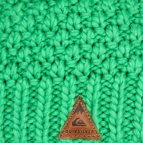 Шапка Quiksilver Planter Beanie Kelly Green