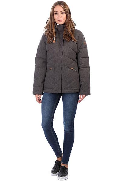 Куртка зимняя женская Roxy Nancy Forged Iron