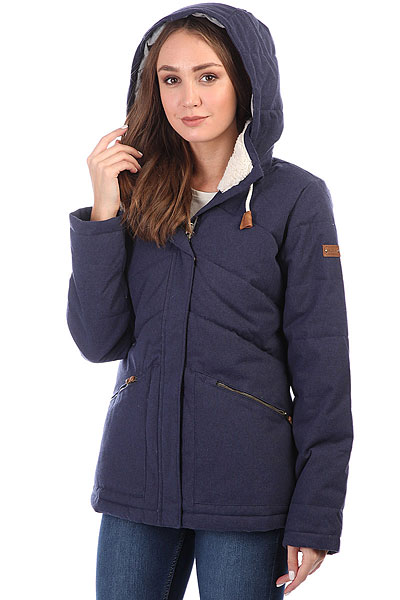 Куртка зимняя женская Roxy Nancy Peacoat