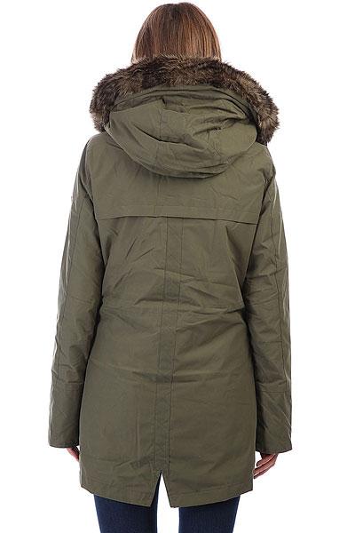 Куртка парка женская Roxy Amy 3n1 Dust Ivy