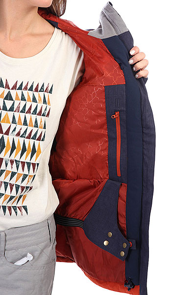 Куртка утепленная Roxy Journey Rooibos Tea
