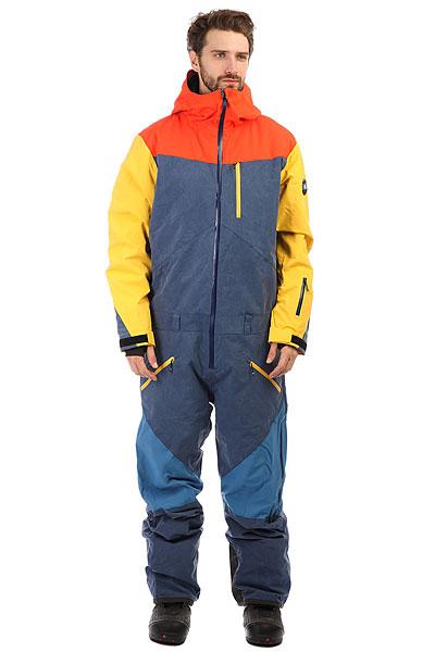Купить Комбинезон сноубордический Quiksilver Corbett Full Su Estate Blue 1186112