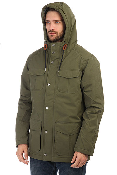 Куртка Quiksilver Weatherjacket Beetle