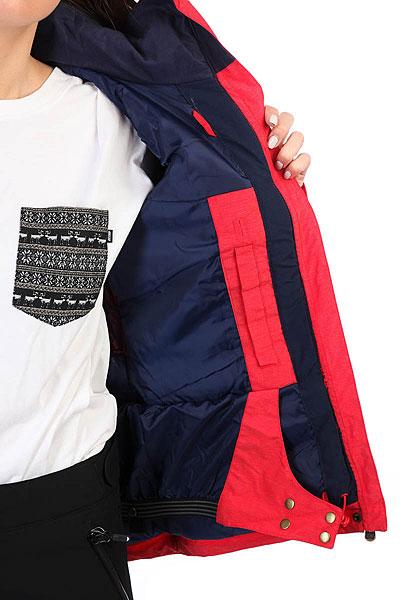 Куртка утепленная женская Roxy Jet Ski Sol Lollipop