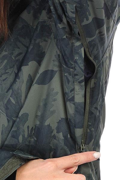 Куртка утепленная женская Roxy Jet Ski Dusty Ivy_sylvan