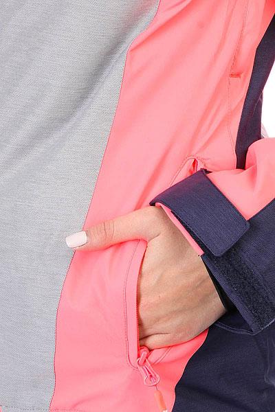 Куртка женская Roxy Sassy Heritage Heather